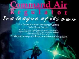 Sea Hornet Command Air Regulator