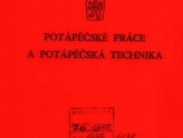 Předpis Žen-24-6 (1969) Potápěčské práce a potápěčská technika