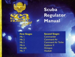 Sea Hornet SCUBA Regulator Manual