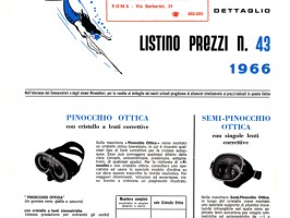 Cressi-sub 1966