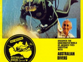 Australian Divers 1971