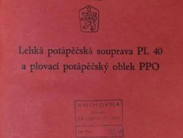 Předpis Žen-24-6 (1963) Lehká potápěčská souprava PL 40