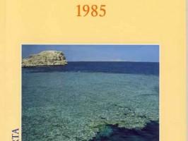 Expedice Korál 1985