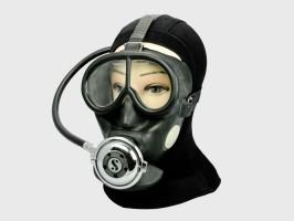 Celoobličejová maska SCUBA