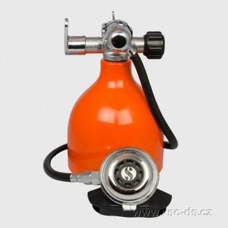 Vintage diving regulator Mark III / H. P. od firmy Scubapro.