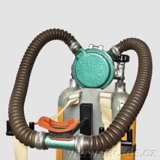 Potápěčský přístroj REKORD s automatikou AV2.