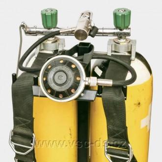 Potápěčský vzduchový přístroj TAJFUN s automatikou TAJFUN.