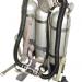 Potápěčský přístroj se třemi 7-litrovými láhvemi s označením Hydromat - 62029  (TB 03).