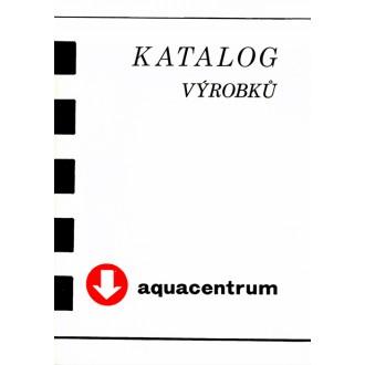 Katalog výrobků - titulní strana.