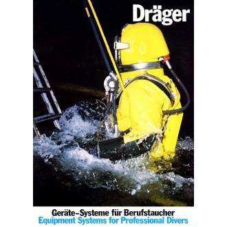 Katalog firmy Dräger z července 1977.