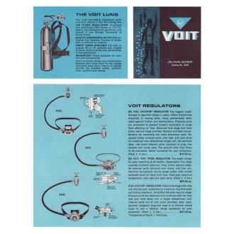 Katalog firmy Voit z roku 1965.