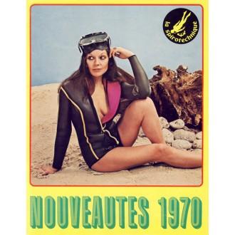 Katalog firmy La Spirotechnique 1970.