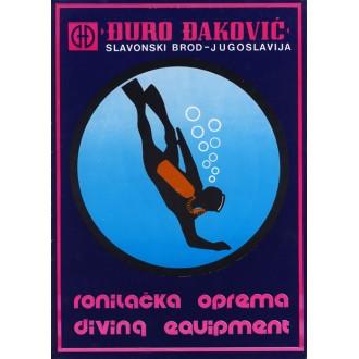 Katalog jugoslavské firmy Đjuro Đaković z roku ca 1975.