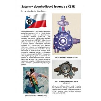 Saturn - dvouhadicová legenda z ČSSR